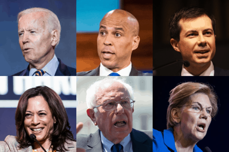 "2020: The ""Biden Rule"" and the Mother of All Battles 