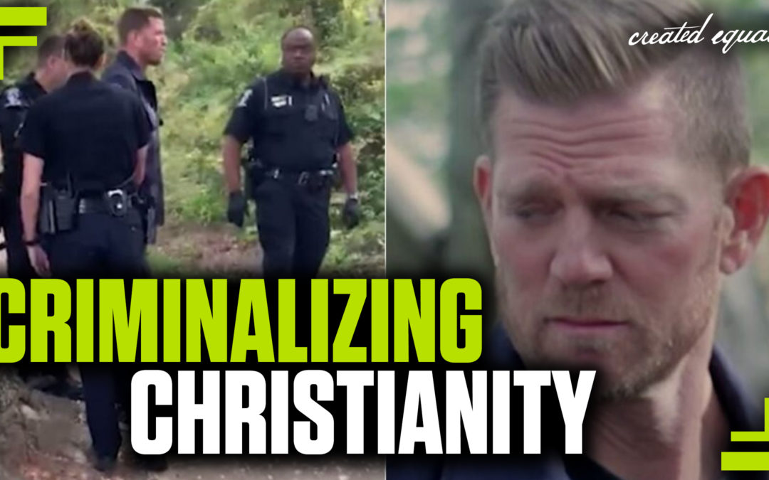 Criminalizing Christianity and the arrest of David Benham: How the COVID 19 crisis is being used to crush our liberties