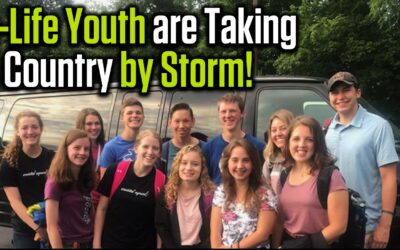 Pro-Life Youth are Taking the Country by Storm