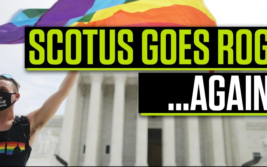 Judicial Supremacy: SCOTUS Goes Rogue … Again | The Mark Harrington Show | 6-18-20