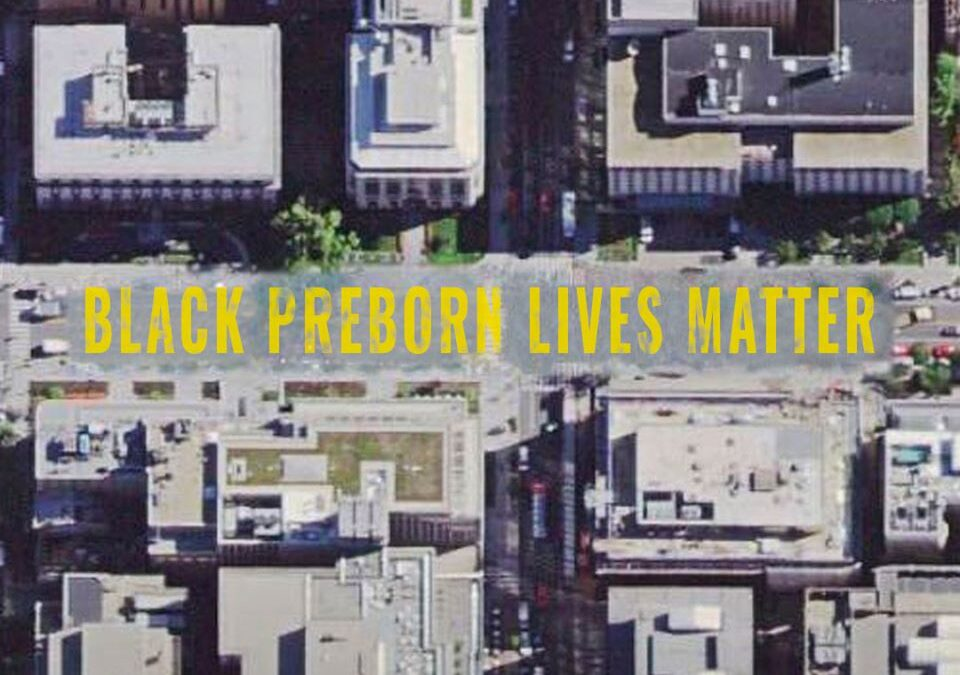 Paint it Black: Preborn Lives Matter – Interview with Tina Whittington of SFLA