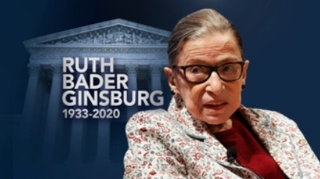 What does RGB's death mean to the SCOTUS, election, and America