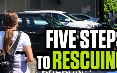 Five Steps to Rescuing: An Activist's Guide to Saving Lives | The Mark Harrington Show | 4-29-21