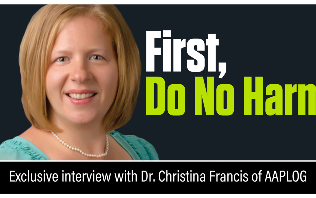 The Abortion Pill and Changing Face of Choice: An Interview with Dr. Christina Francis | The Mark Harrington Show | 2-4-21
