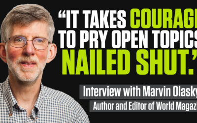 Abortion at the crossroads: Interview with author Marvin Olasky | The Mark Harrington Show | 4-15-21