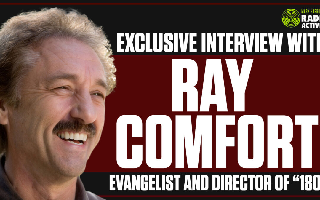Doing a 180: How to change minds in moments – Interview with Ray Comfort of Living Waters | The Mark Harrington Show | 4-6-21