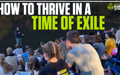 Thriving in a time of exile – The Mark Harrington Show | 5-11-21